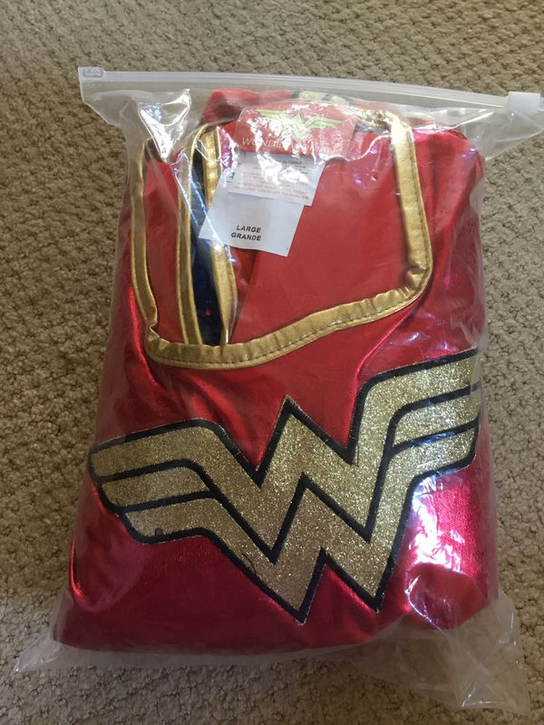 Sz Large Wonder Woman Costume