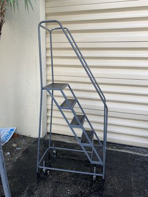 Ware house ladder for Sale in Hollywood, FL