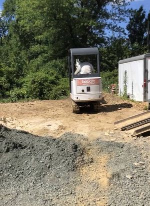 1999 bobcat excavator 322 For Sale Or Trade !! for Sale in Annandale, VA