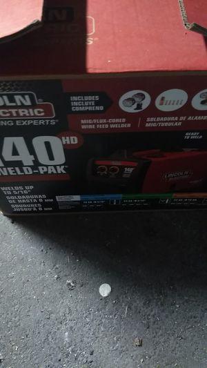 LINCOLN WELDER 140 amp for Sale in Lilburn, GA
