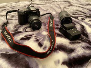 Used Canon EOS 70D Digital SLR Camera Body for Sale in Pomona, CA