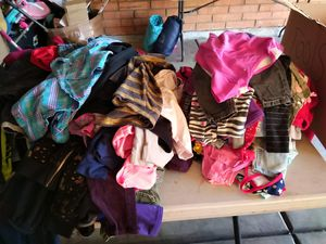 KIDS CLOTHING BOY GIRL TODDLER DIFFERENT SIZES 50 CENTS EACH for Sale in Glendale, AZ