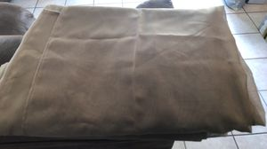 Two pair taupe shear panels for Sale in US
