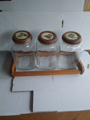 Vintage sugar flour coffee containers for Sale in Beaverton, OR
