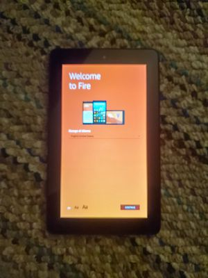 Amazon fire tablet for Sale in Las Vegas, NV
