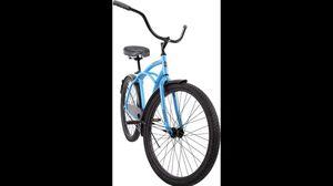 26-inch Men's Cruiser Bike Blue (FREE AND FAST SHIPPING THROUGH FEDEX)! for Sale in Orlando, FL
