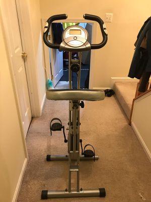 Exercise Bike for Sale in Ashburn, VA