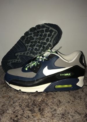Nike Air Max 90 LAX 2012 Lacrosse Shoes Size 6 for Sale in Levittown, PA