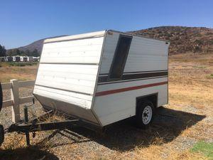 1979 Vintage Pro Trac Enclosed Trailer for Sale in Chula Vista, CA