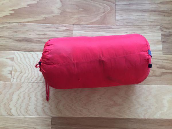 Sleeping Bag (Red) [Lightly Used]