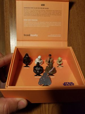 Star Wars promotional Figures. for Sale in Goreville, IL
