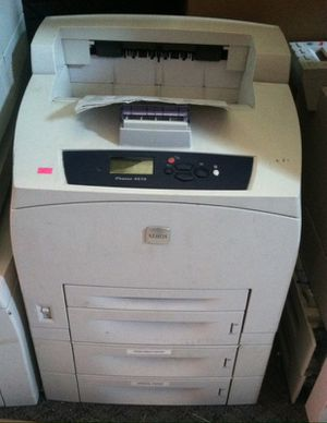 Xerox phaser 4510 printer for Sale in Commerce City, CO