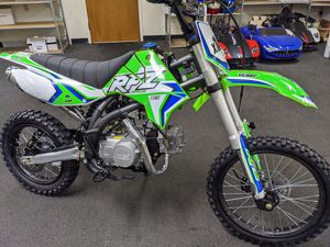 125cc Apollo X18 Dirt Bike All New 💥💥 for Sale in Woodstock, GA