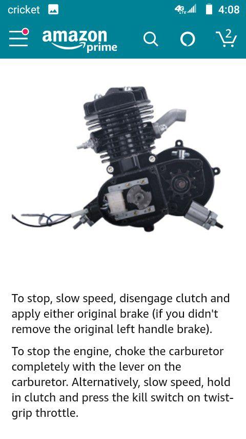80cc single speed