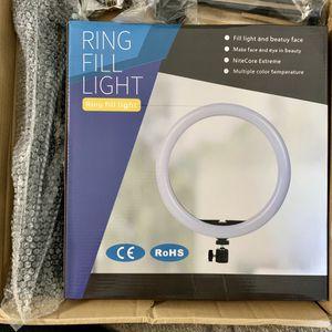 Ring Fill Light for Sale in Las Vegas, NV