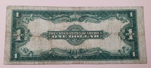 1923 Large one dollar bill for Sale in Mission Viejo, CA