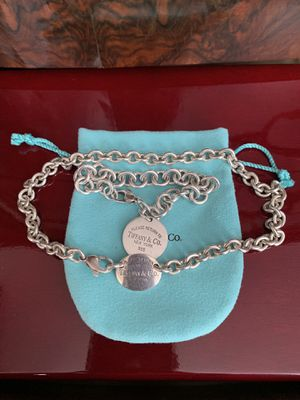 Tiffany necklace and bracelets for Sale in San Diego, CA
