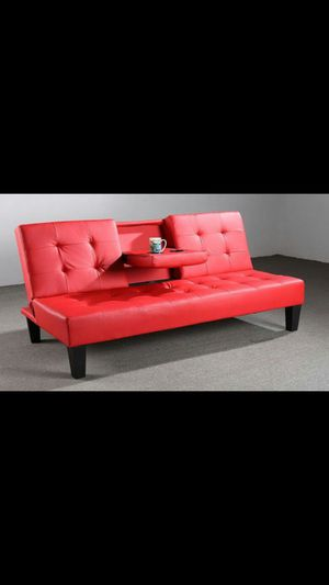 BRAND new sofa bed futon . new for sale  boxes measurement 73×43, I have 8 left