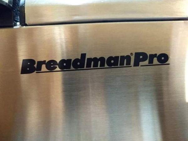 Breadman Pro Breadmaker