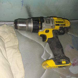 20 Volt Dewalt Hammer Drill for Sale in Wichita, KS