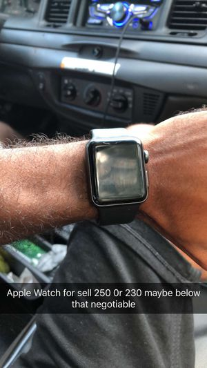 Series 3 Apple Watch for Sale in Raleigh, NC