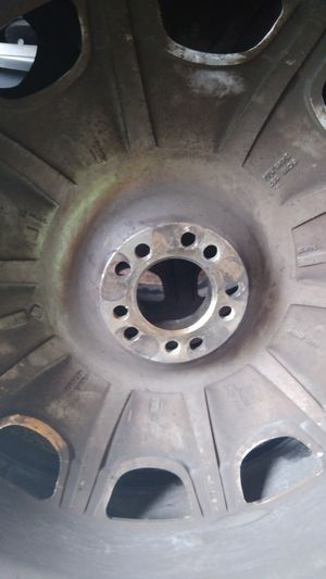 24in tires and rims like new for Sale in Brooksville, FL