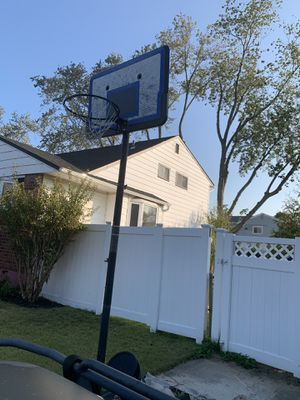 basketball hoop stand $100 for Sale in West Babylon, NY