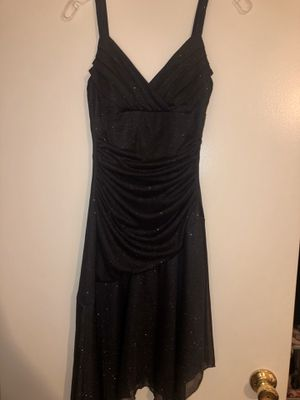 Off Black short sparkling dress for Sale in Owings Mills, MD