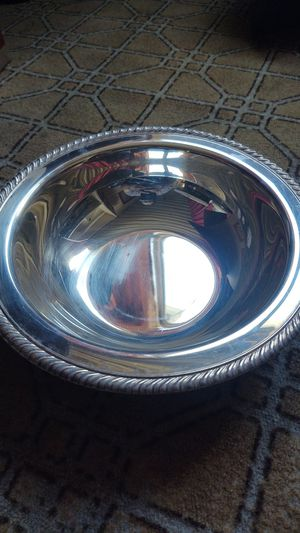 Silver Bowl for Sale in Yucaipa, CA