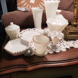 Milk Glass for Sale in Arlington, WA