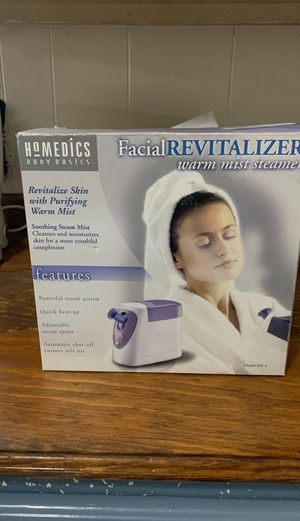 Facial Revitalizer warm mist steamer for Sale in Marietta, GA