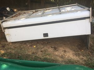 Camper heavy duty for pick up truck 8 ft aluminum for Sale in Takoma Park, MD