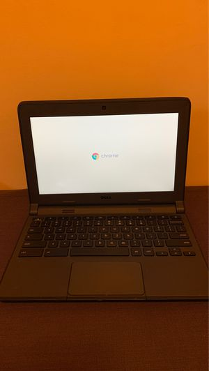 Dell chromebook for Sale in Bailey's Crossroads, VA