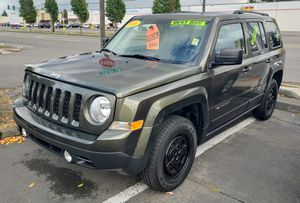 2016 Jeep Patriot for Sale in Lakewood, WA