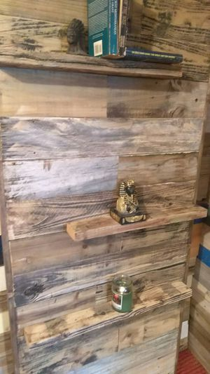 Reclaimed wood wall for Sale in Coral Gables, FL