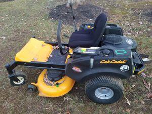 Cubcadeck zero turn lawnmowers for Sale in Clinton, MD