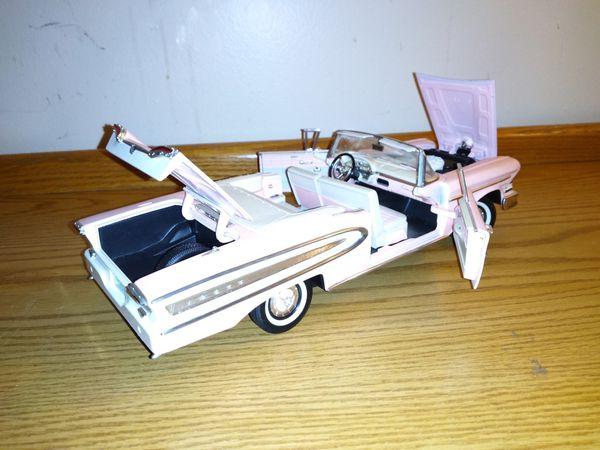 1958 Edsel Citation DIECAST 1/18th