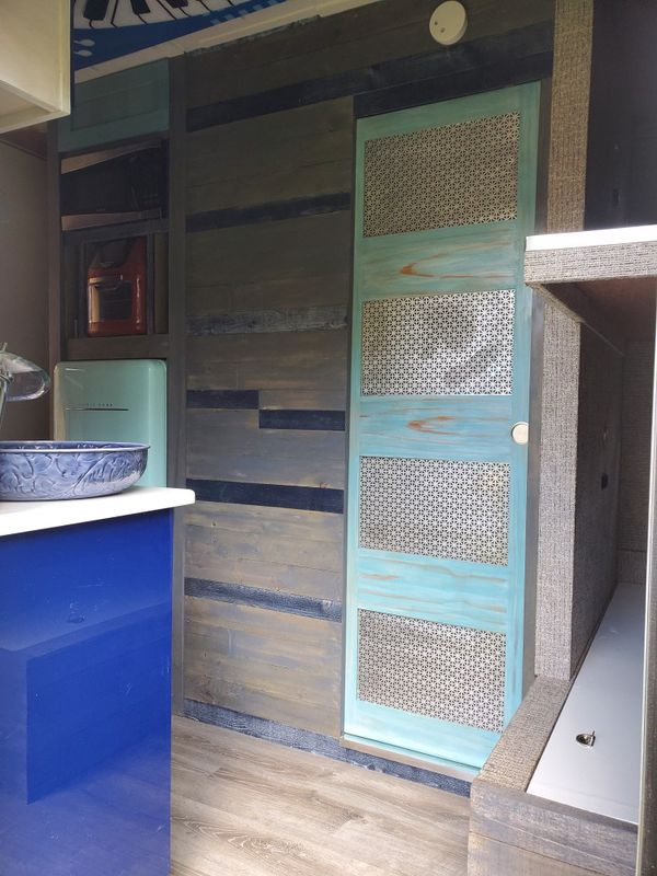 Tiny house or toy hauler one of kind