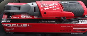 """2 Milwaukee fuel 3/8"""" ratchet (TOOL ONLY) for Sale in High Point, NC"""