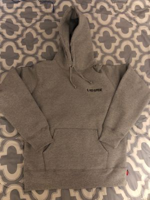 Supreme Hoodie(size medium) for Sale in Annandale, VA