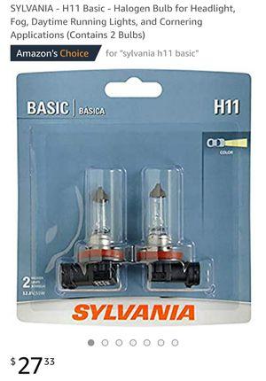 H11 Fog lights for Sale in Visalia, CA