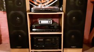 STEREO EQUIPMENT 4 SALE!! SPEAKERS!! ITS ALL GOTTA GO!!! FREE DELIVERY!!! for Sale in Mitchell, IL