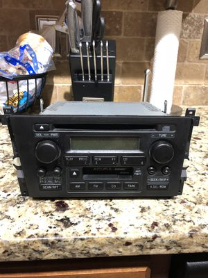 Acura Bose radio cd aux for Sale in Morrisville, NC