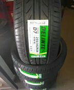 4 new tires 255/35/20 for Sale in Orlando, FL