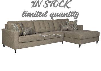 New Sectional Sofa, Brown, SKU# ASH25003LAFTC for Sale in Santa Fe Springs,  CA
