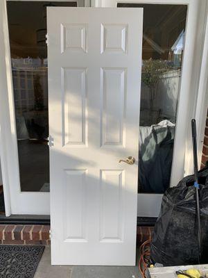 """Beautiful solid interior door 80""""x28"""" for Sale in Alexandria, VA"""