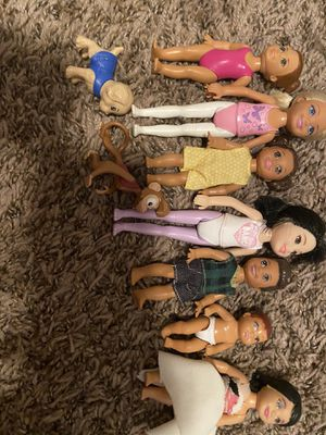 Barbie kid and baby set for Sale in Albuquerque, NM