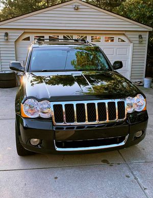 2008 Jeep Grand Cherokee 4x4 V8 Great SUV for Sale in Jacksonville, FL