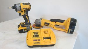 Dewalt impact driver with cut-off tool set for Sale in Stuart, FL