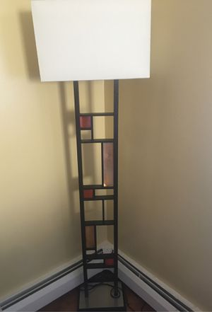 Floor lamp for Sale in Weymouth, MA